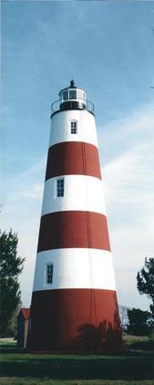 Sapelo Island Lighthouse